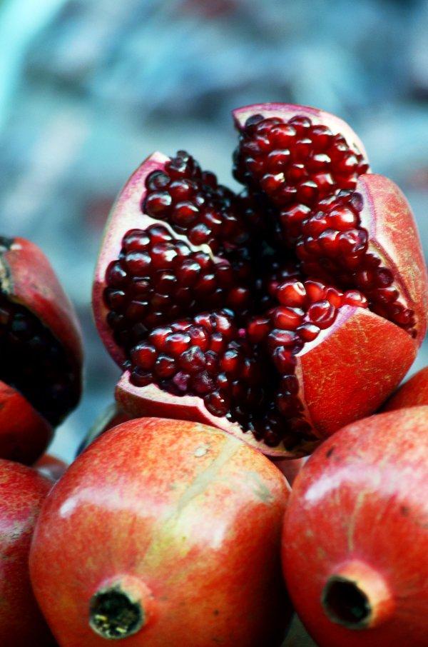 Buy Plenty of Pomegranates to Celebrate like Turkey
