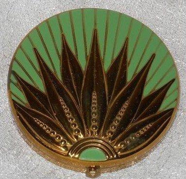 Green Art Deco