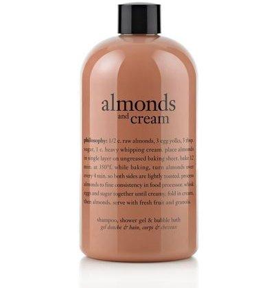 Almonds and Cream