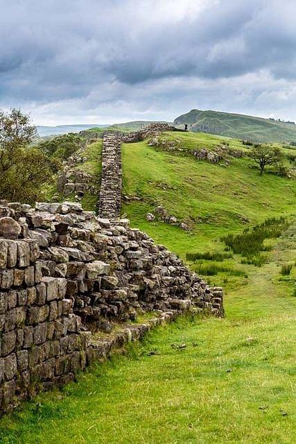 Hadrian's Wall, United Kingdom