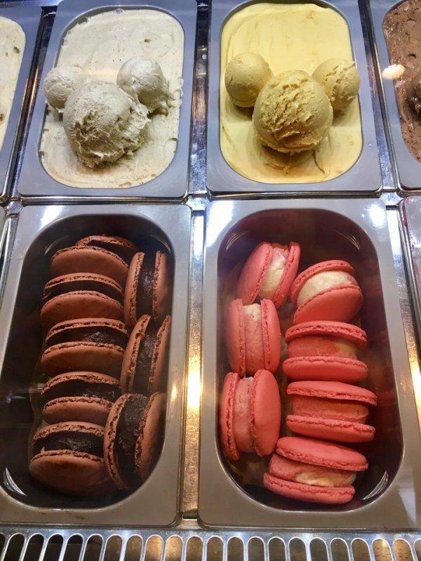 food, gelato, dessert, ice cream, dondurma,