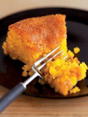 Nigella's Lemon Polenta Cake
