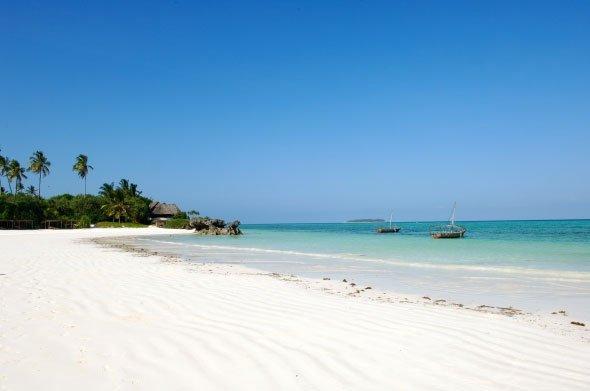 The Unexplored Coast in Tanzania