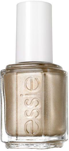 Light Gold Nail Polish