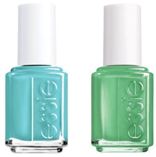 Blue Nail Polish Combinations: 10 Fun Nail Polish Combinations To