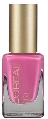 L'Oreal Colour Riche Nail Hopeless Romantic Collection