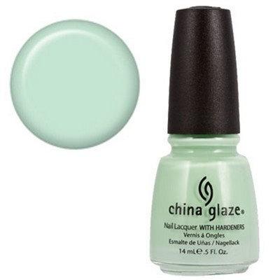 China Glaze Re-fresh Mint
