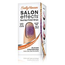 Sally Hansen Salon Effects Nail Polish Strips in the Bold Rush