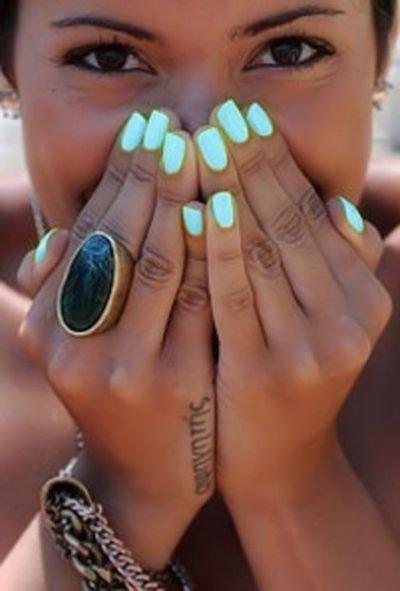 Brighten Those Nails