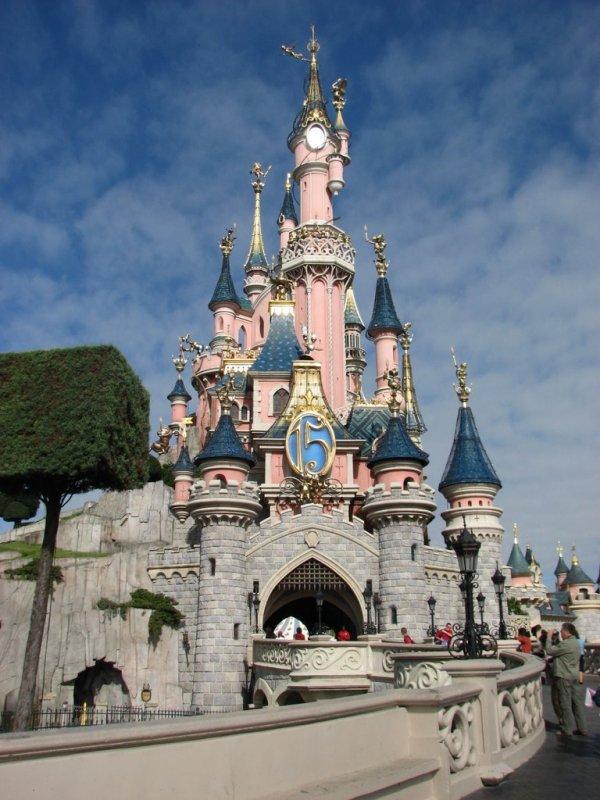 Disneyland Paris: Paris, France