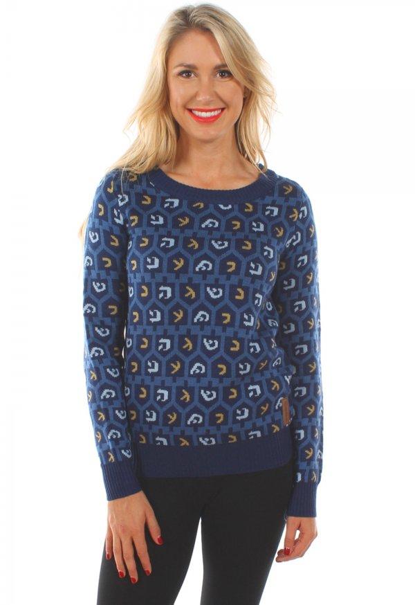 Dreidel Sweater