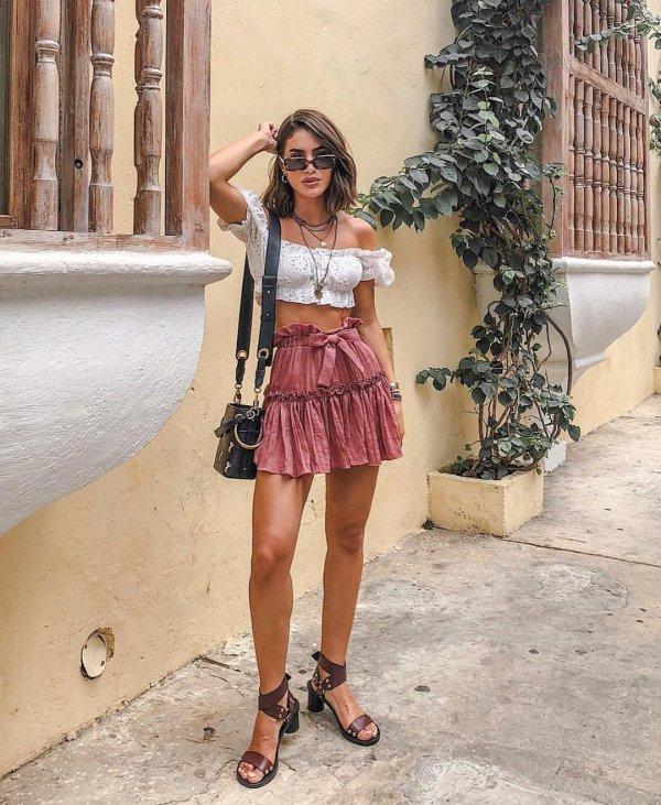 Clothing, Photograph, Waist, Fashion, Street fashion,