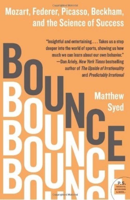 Bounce by Matthew Syed