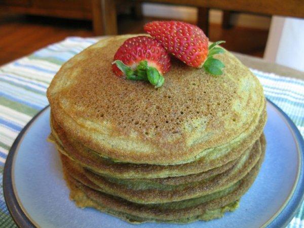 Plantain Based Pancakes