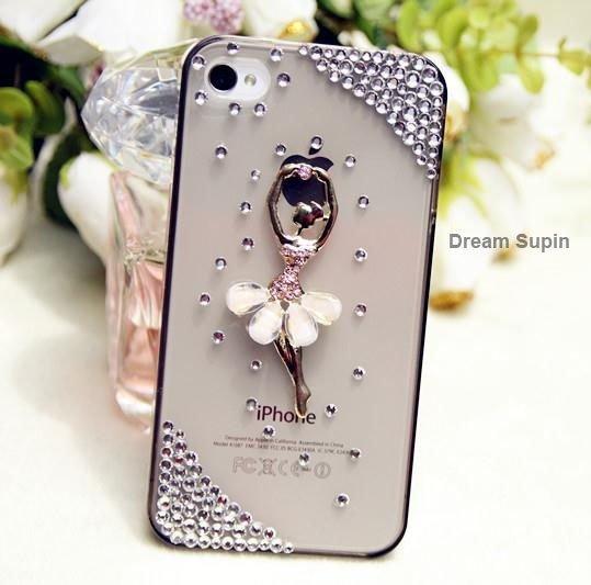 Dancing Girl Phone Cover