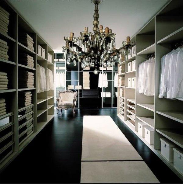 Black and White Dream Closet