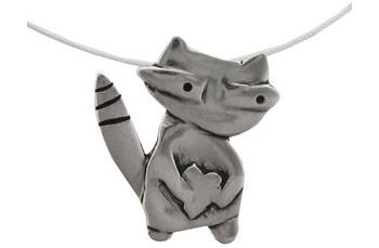 Mark Poulin Bandit Love Necklace