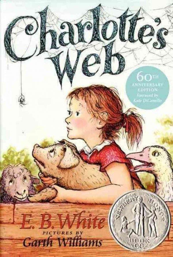 Charlotte's Web – E.B. White