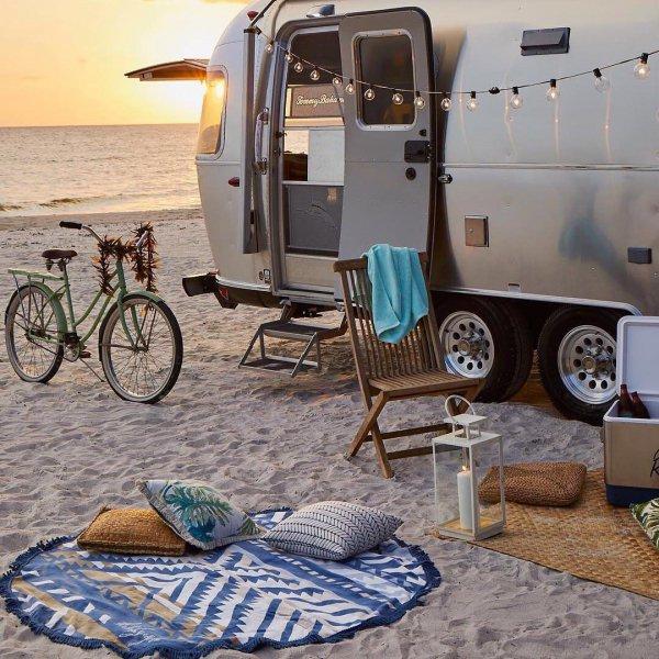 Transport, Vehicle, Vacation, Truck, Sea,