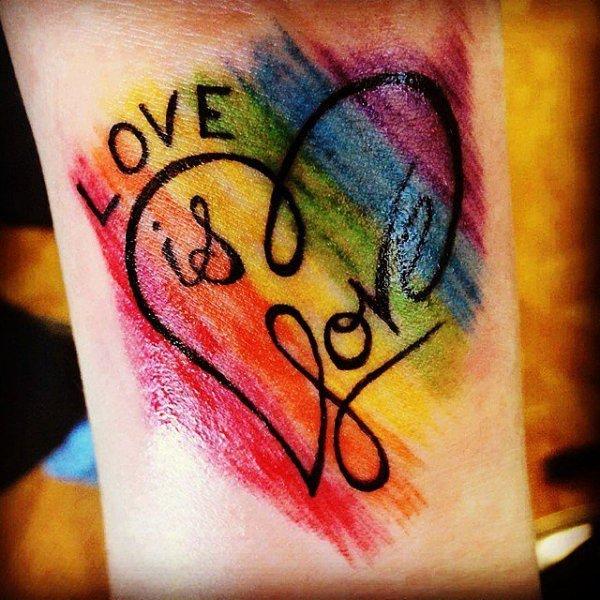 color,tattoo,arm,organ,human body,