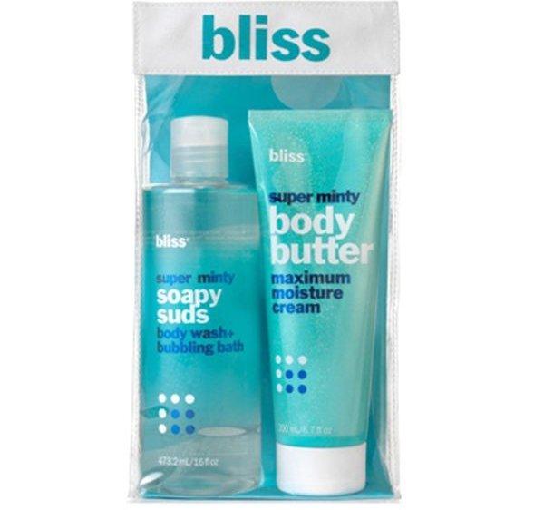 Bliss Super Minty Body Butter