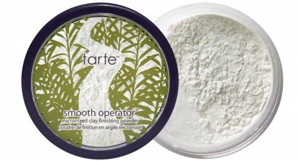 Tarte Smooth Operator Micronized Clay Finishing Powder