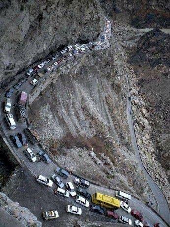 Kabul - Jalalabad Highway, Afghanistan