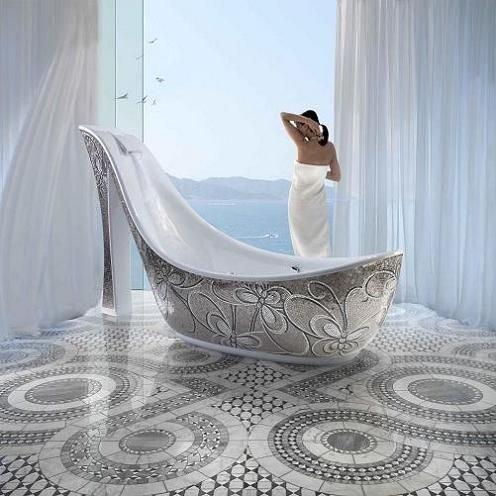 Well Heeled Tub