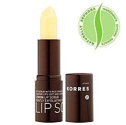 Korres Lemon Lip Scrub