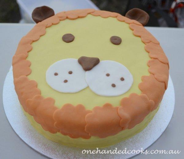 Food Lion Cakes