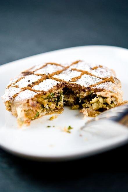 Pastilla or Bastilla or Bisteeya or B'stilla or Bstilla