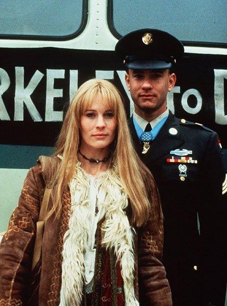 "Tom Hanks & Robin Wright in ""Forrest Gump"""