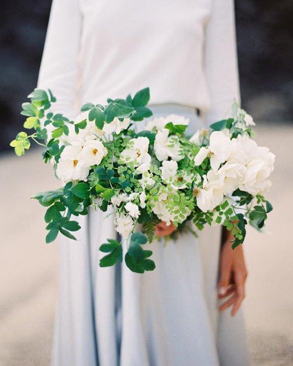 white, color, flower, plant, flower bouquet,