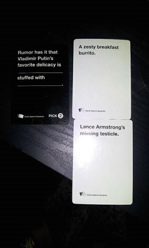 Poor, Poor Lance