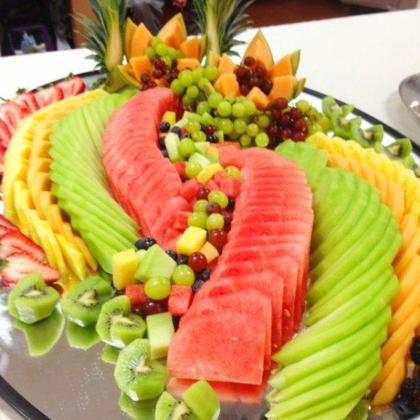 Flat Fruit