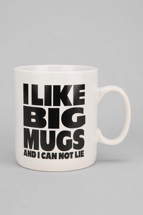 I like Big Mugs Mug