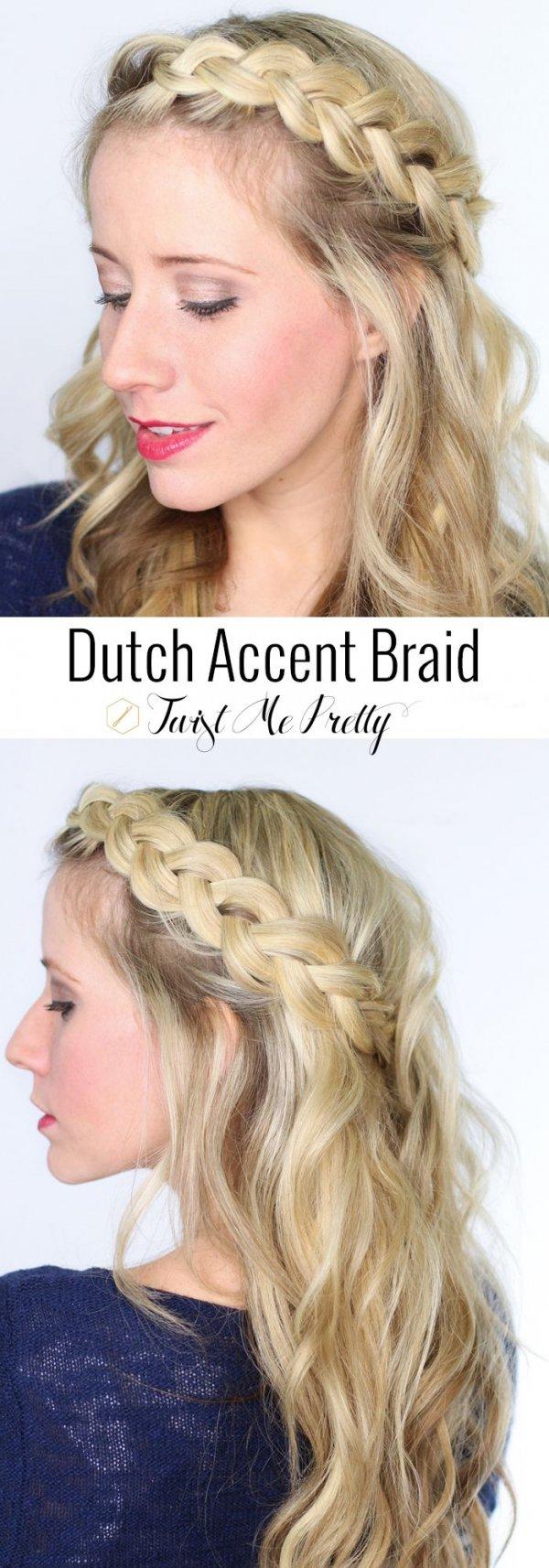 Simple Accent Braid