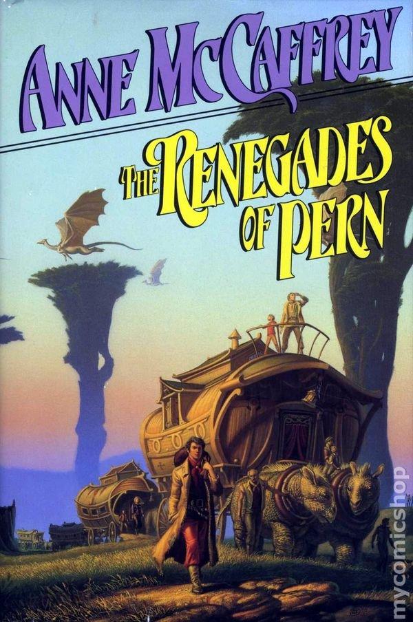Dragonriders of Pern by Anne McCaffrey