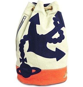 Vivienne Westwood Anglomania Adrian Duffle Bag