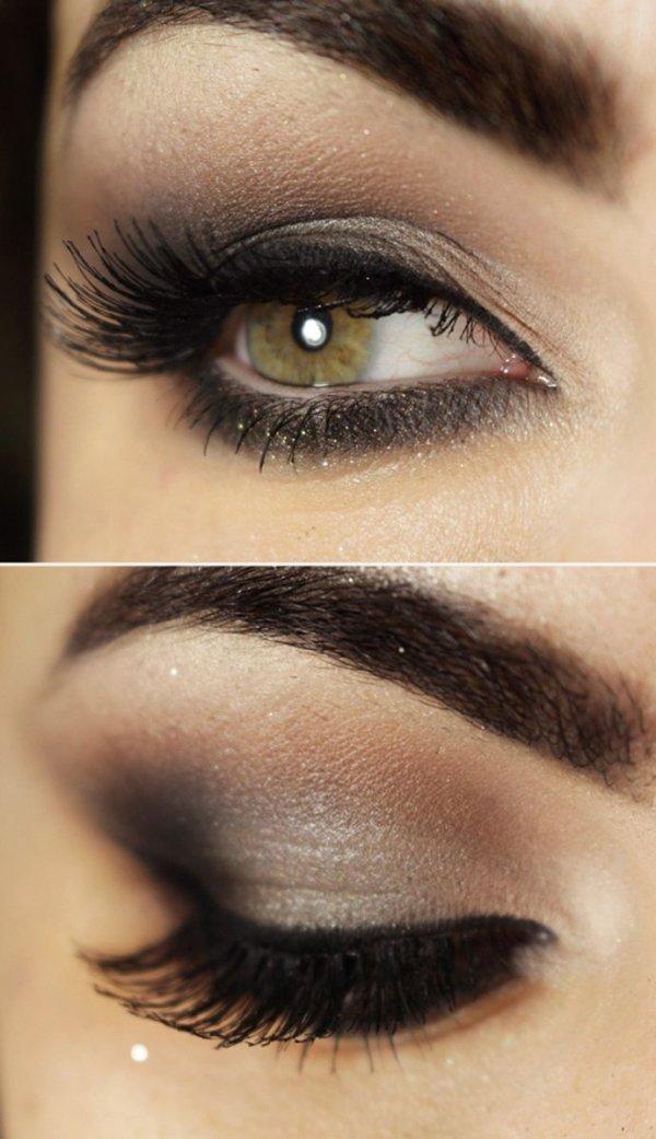 26 Different Ways To Create Gorgeous Smokey Eyes ... Makeup