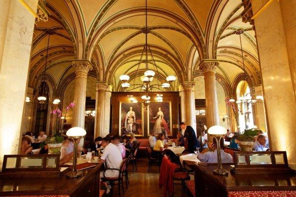 Cafe Central – Vienna