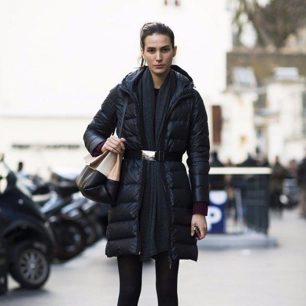 clothing, black, footwear, winter, fashion,