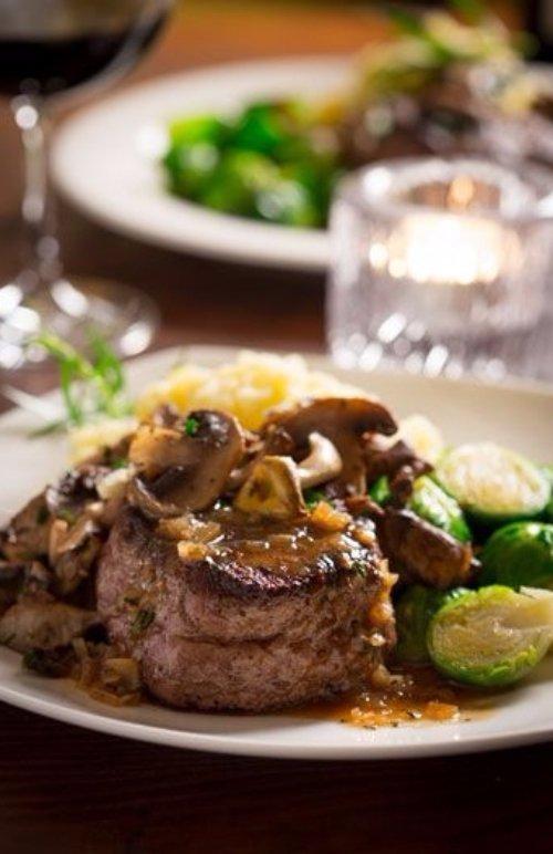 Gourmet Smothered Steak