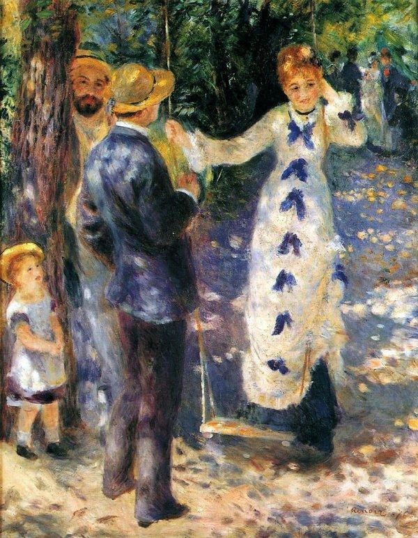 The Swing -Renoir
