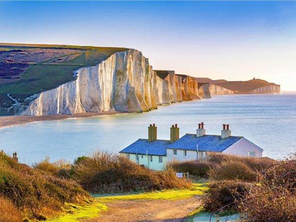 coast, shore, body of water, sea, cliff,