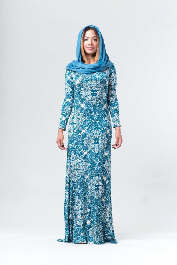 blue, clothing, dress, day dress, aqua,