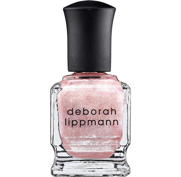 Deborah Lippmann Shimmer Nail Polish in Whatever Lola Wants