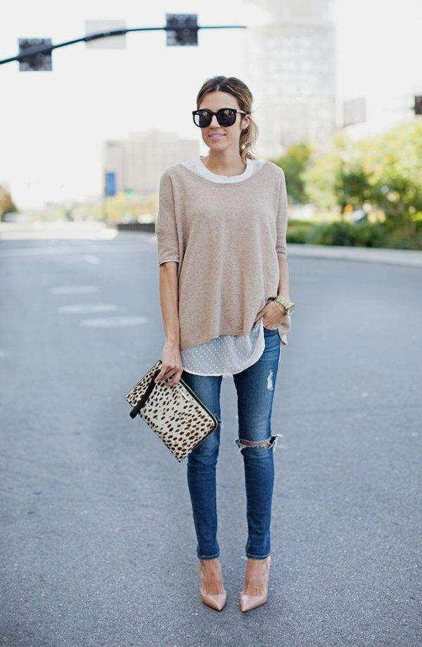 clothing,blue,footwear,sleeve,denim,