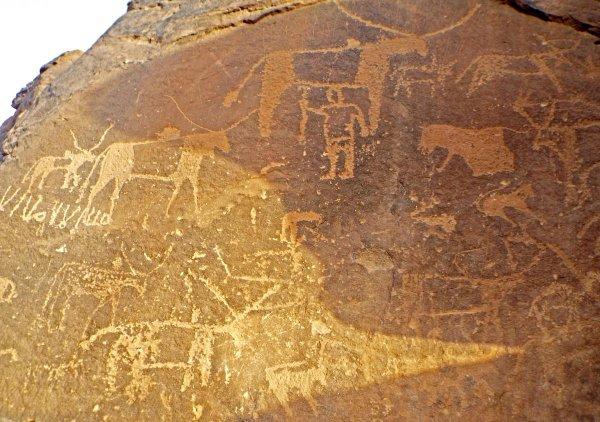 Sabu-Jaddi Rock Art Sites, Nile Valley, Sudan