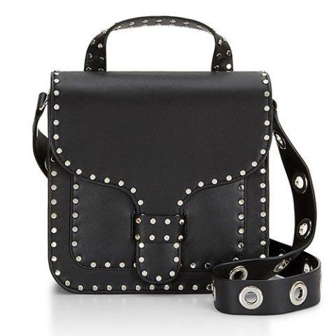 bag, black, white, handbag, product,